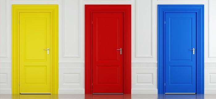 Установка межкомнатных дверей/brза 1300 рублей