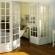 Французские двери – установка межкомнатных дверей