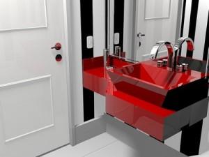 dveri1 300x225 Выбираем межкомнатные двери для ванной комнаты