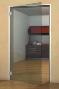 13322184571 200x300 Монтаж стеклянных межкомнатных дверей